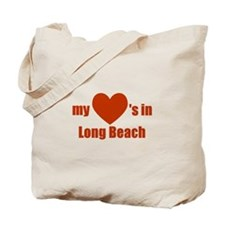 Long Beach Tote Bag