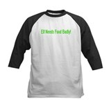 Elf Needs Food Tee