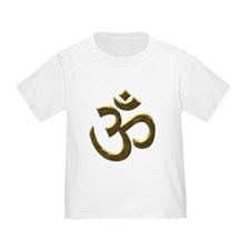 Golden Ohm Peace Baby/T