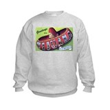 Tijuana Mexico Greetings Sweatshirt
