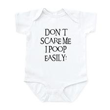 I POOP EASILY! Infant Bodysuit