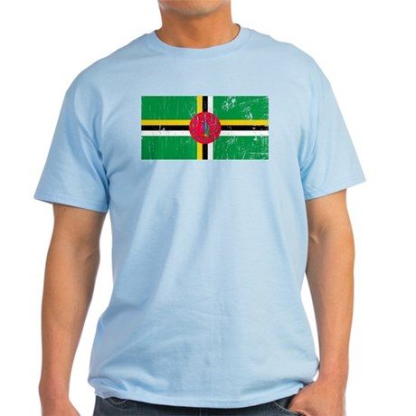 Vintage Dominica Light T-Shirt