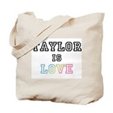 Taylor Hanson Tote Bag