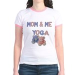 Mom & Me Yoga Jr. Ringer T-Shirt