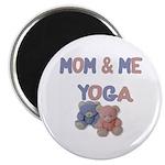 Mom & Me Yoga Magnet