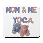 Mom & Me Yoga Mousepad