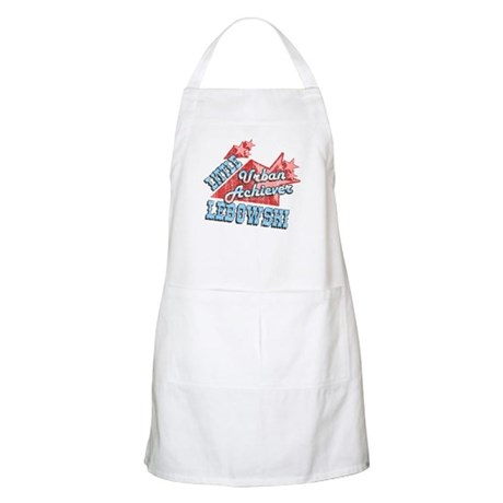 Lebowski Urban Achiever BBQ Apron