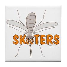 Skeeters Tile Coaster
