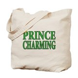 Prince Charming Tote Bag