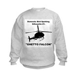 """Ghetto Falcon"" - Sweatshirt"
