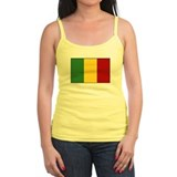 """Mali Flag"" Ladies Top"