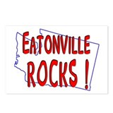 Eatonville Rocks ! Postcards (Package of 8)