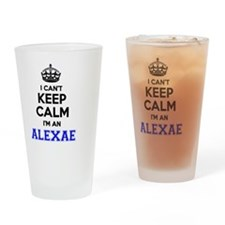 Alexa Drinking Glass