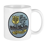 USS BRYCE CANYON Coffee Mug