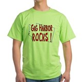 Gig Harbor Rocks ! T-Shirt