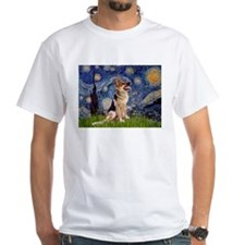 Starry Night & German Shepherd 1 Shirt