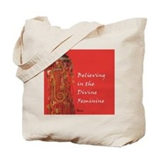 Cute Divination Tote Bag