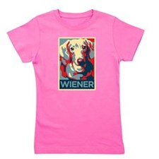 Cute Weenie dogs Girl's Tee