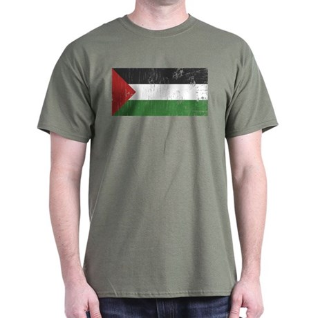 Vintage Palestine Dark T-Shirt