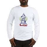 Cute Buckles Long Sleeve T-Shirt