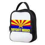 Boycott Mexico Neoprene Lunch Bag