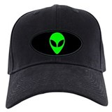 Alien Head Baseball Cap