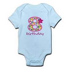 8th Birthday Body Suit