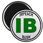 IB: Impeach Bush (Magnet)