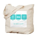 Eat, Sleep, Stamp Tote Bag