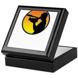Plain Film Logo Keepsake Box