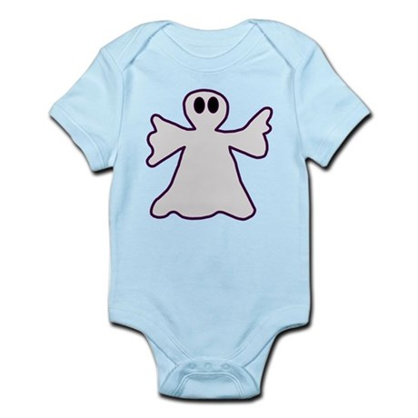Halloween Ghost Infant Bodysuit