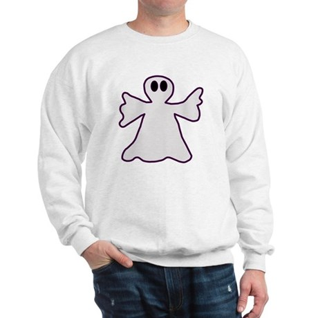Halloween Ghost Sweatshirt