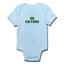 Gators-Fre dgreen Body Suit