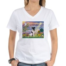 Cloud Angel & Smooth Fox Terrier Shirt