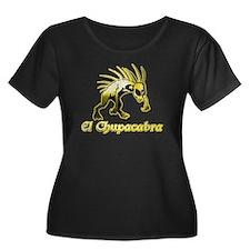 Chupacabra Yellow T