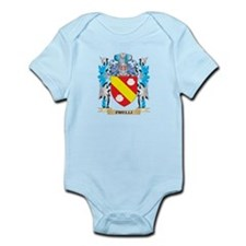 Pirelli Coat of Arms - Family Crest Body Suit