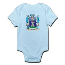 Pozzo Coat of Arms - Family Crest Body Suit