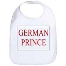 German Prince Bib