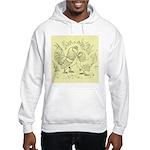D'Anvers On Canvas Hooded Sweatshirt