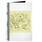 D'Anvers On Canvas Journal