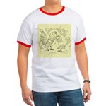 D'Anvers On Canvas Ringer T