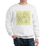 D'Anvers On Canvas Sweatshirt
