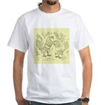 D'Anvers On Canvas White T-Shirt