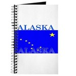 Alaska State Flag Journal