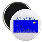 Alaska State Flag Magnet