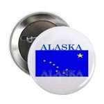 Alaska State Flag Button