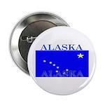 Alaska State Flag Button