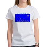 Alaska State Flag Women's T-Shirt