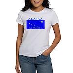 Alaska State Flag Women's T-Shirt