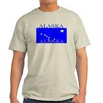 Alaska State Flag Light T-Shirt